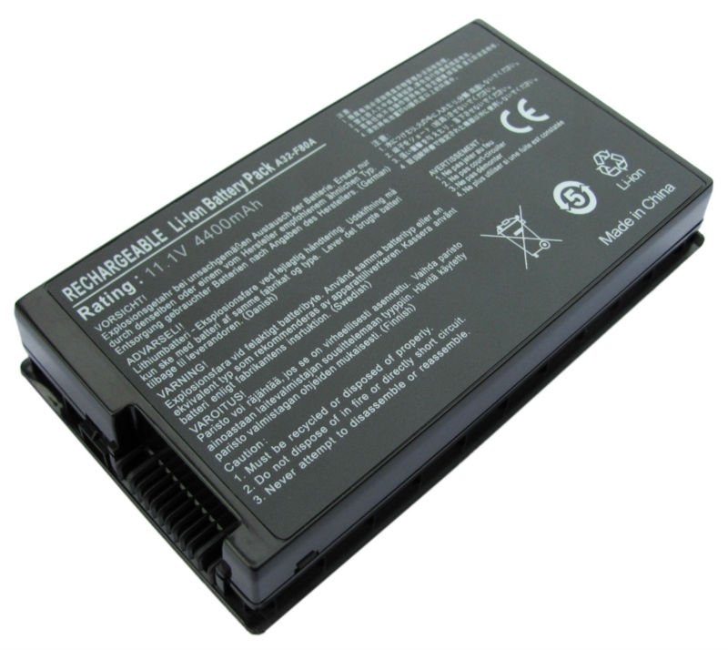 Asus K-40IJ K-40IN K-50 K-50ij K50IN compatible battery