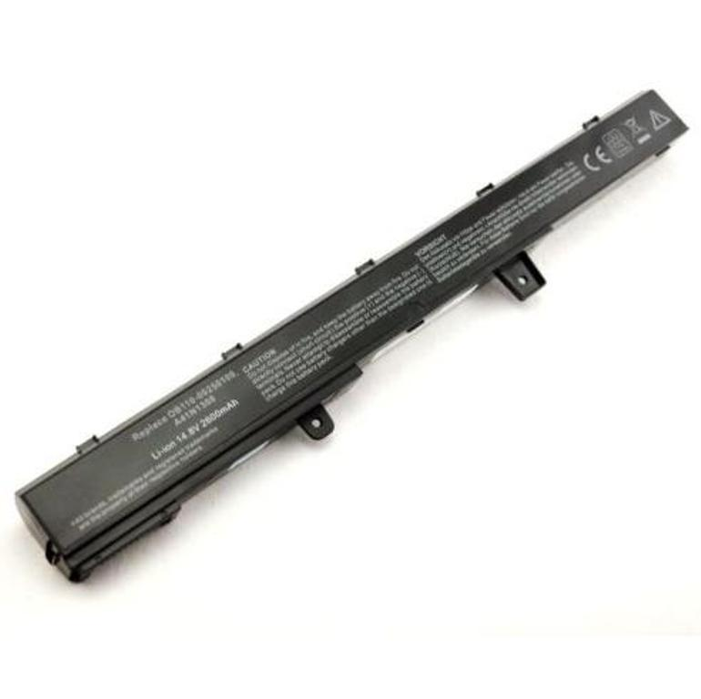 ASUS A41N1308 A41-D550 0B110-00250100M X45LI9C replacement battery