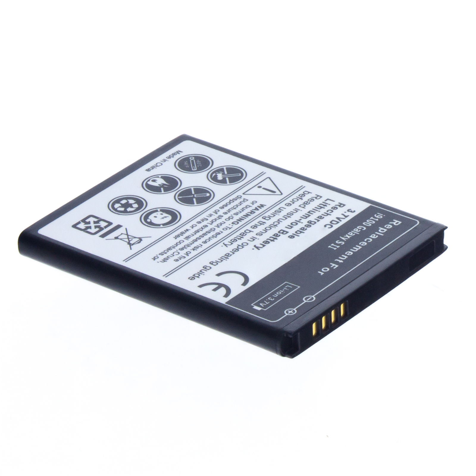 Samsung Galaxy S2 / GT-i9100 / EB-F1A2G / BAT3860 remplacement Battery
