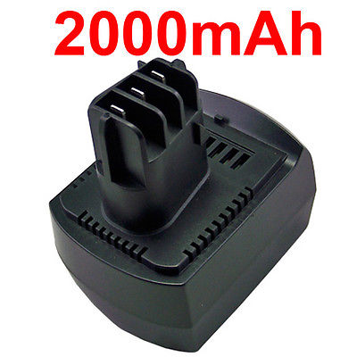 12 V METABO BS 12 SP, BSZ 12, BSZ 12 Impuls, BSZ 12 Premium,6.25473 compatible Battery