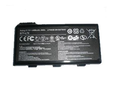 MSI CR700X-029EU CX-600-T4343W7P compatible battery