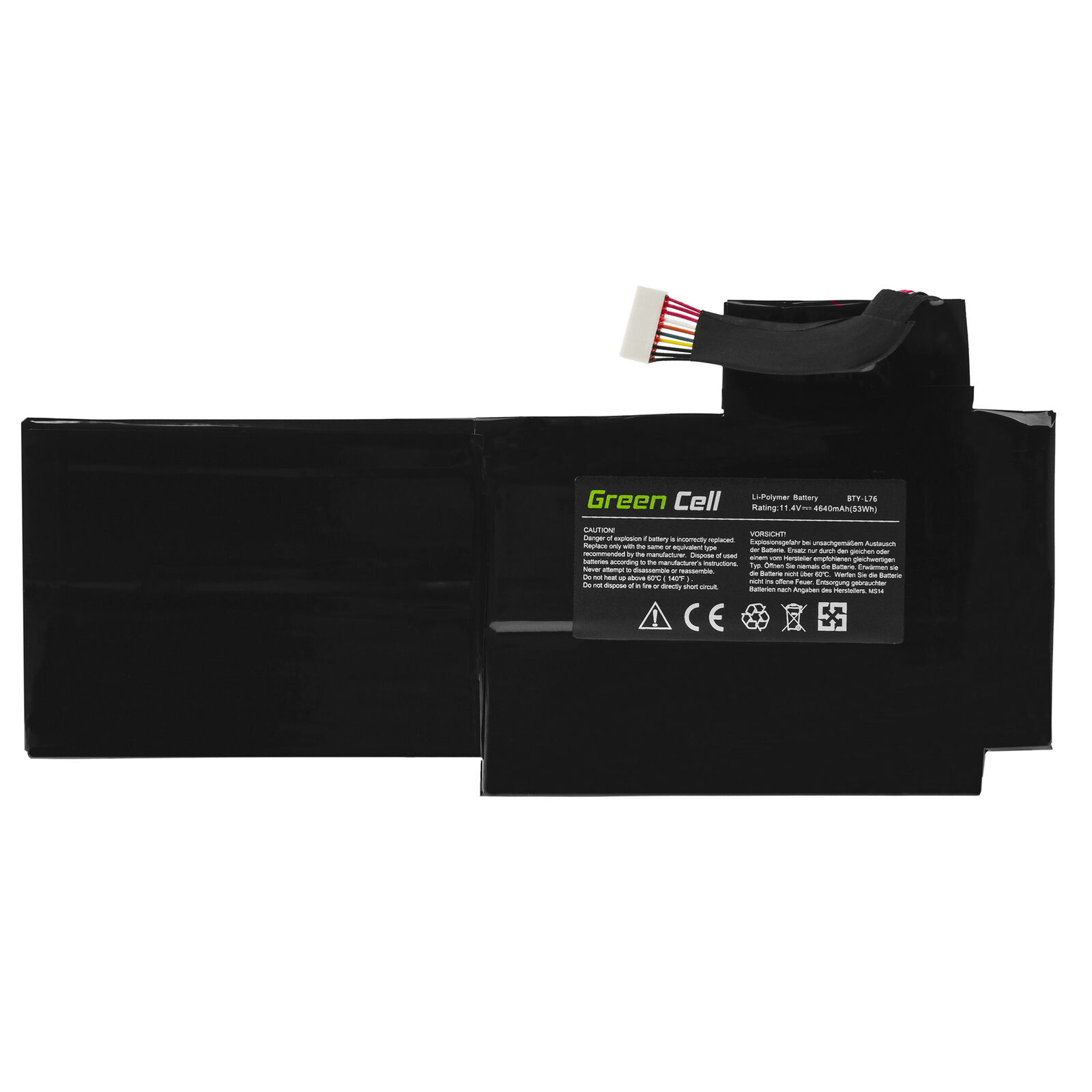 BTY-L76 MSI GS70 2PE-025CN 2QE-083CN compatible battery