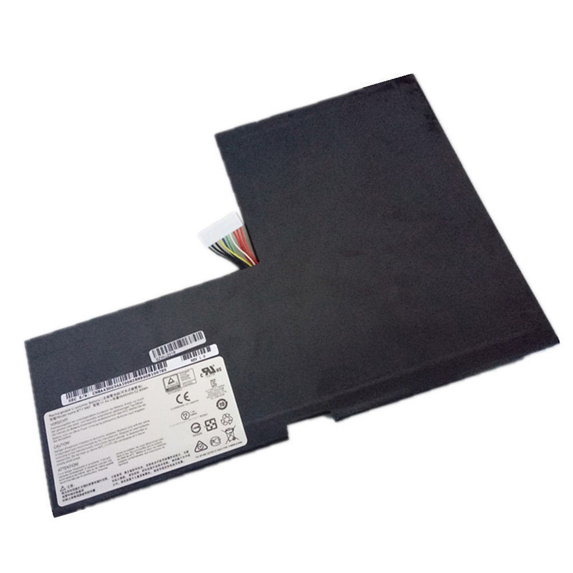 BTY-M6F MSI GS60 MS-16H2 2PL 6QE 2QE 6QC 6QC-257XCN compatible battery