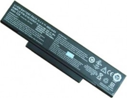 Philips X58 EAA-89 SANYO 3UR18650F-2-QC-11261750261751 compatible battery