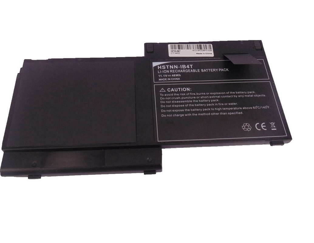 HP EliteBook 820 G1 G2 4000mAh compatible battery