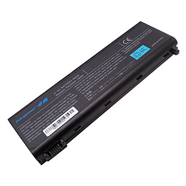 14.4V 4400mAh TOSHIBA Satellite PA3420U-1BRS compatible battery