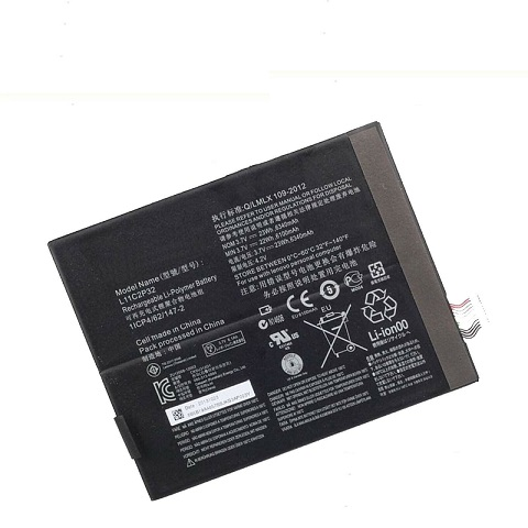 L11C2P32 L12D2P31 Lenovo IdeaTab Tablet S6000 S6000-F S6000-H A1000 compatible battery