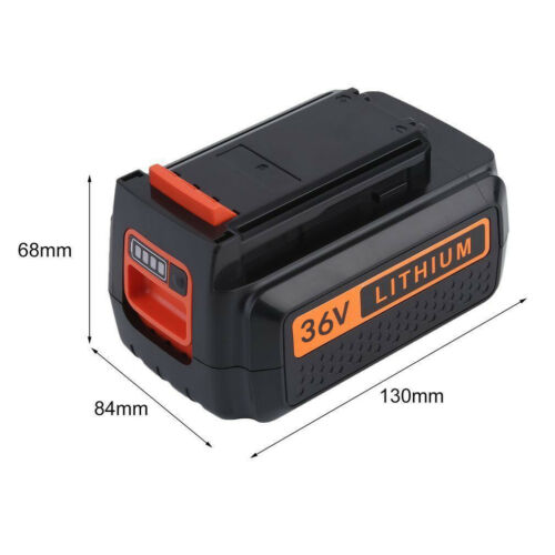 40V Black & Decker BL20362-XJ LBXR36 LBX2040 LHT2436 BL20362 LST136 TC220 compatible Battery