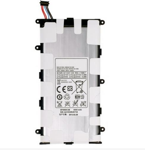 SP4960C3B for Samsung Galaxy Tab 2 7.0 WiFi GT-P3110 GT-P3100 compatible battery