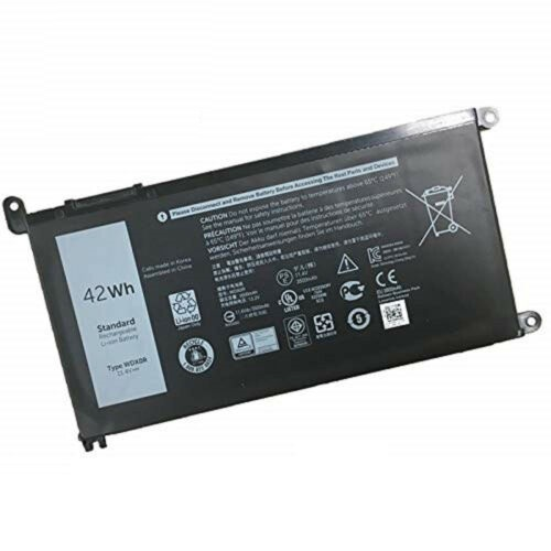 DELL Inspiron 15- 5567 5568 13 7368 5368 7569 7579 7560 WDX0R compatible battery
