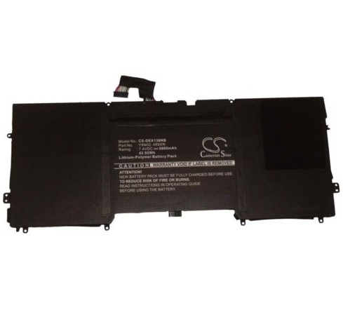 Dell Y9N00 489XN C4K9V 3H76R WV7G0 PKH18 compatible battery