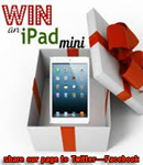 Share our page, win Ipad
