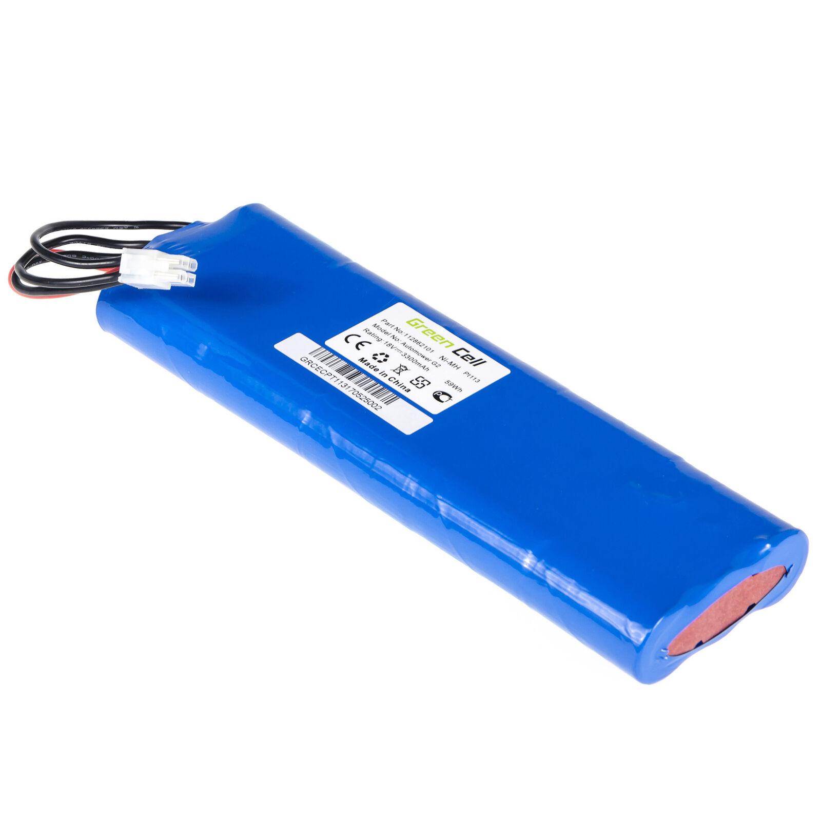 Husqvarna Automower Solar Hybrid 2011 2012 2013 compatible Battery