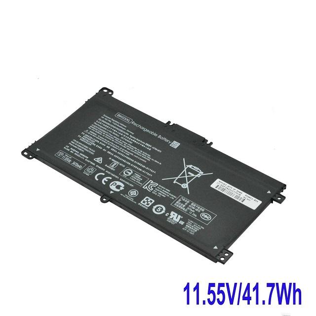 BK03XL HP Pavilion X360 14 HSTNN-UB7G TPN-W125 916366-541 916811-855 compatible battery