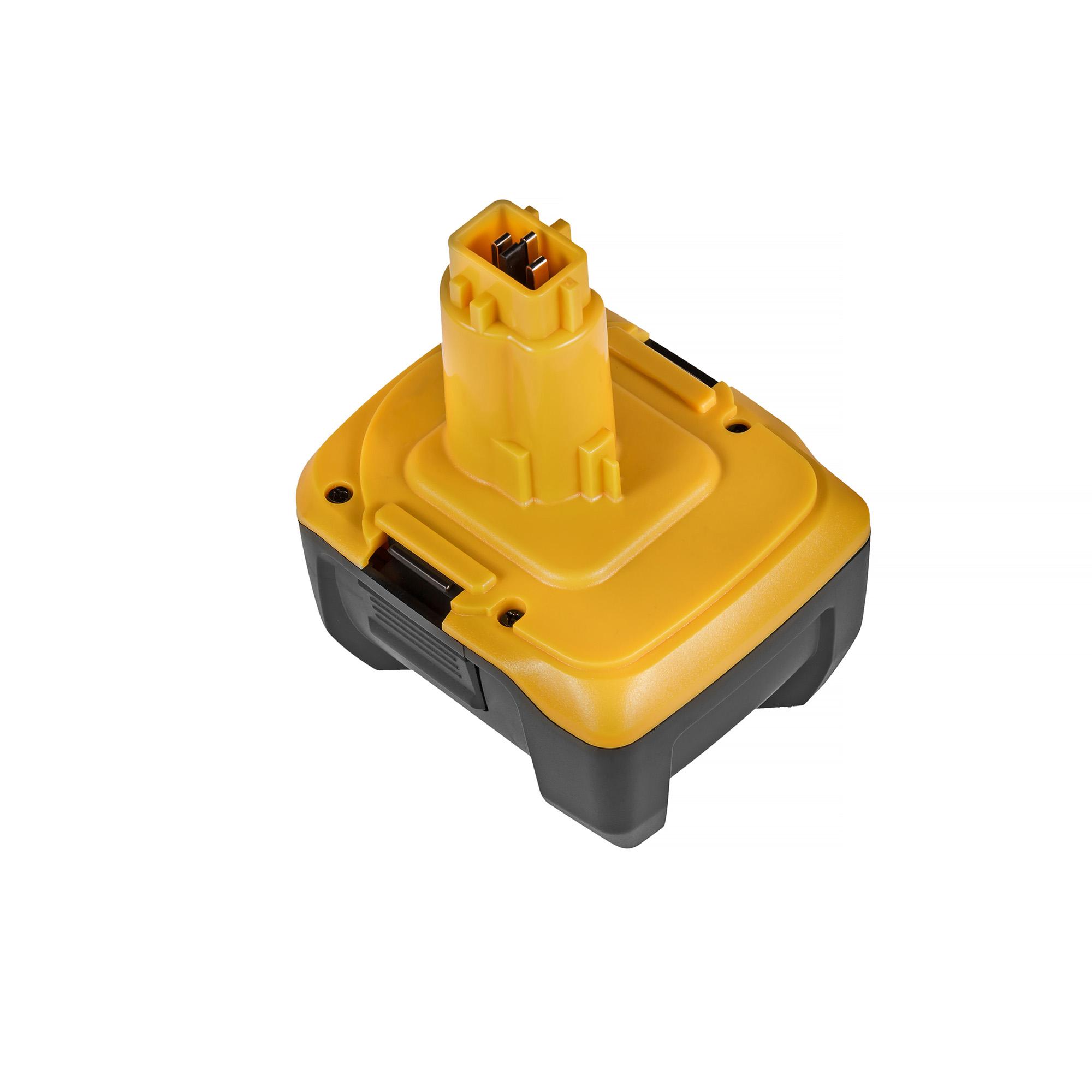 14,4V 4000mAh Li-Ion DeWalt DC737KL DC757KA DC733C2 compatible Battery