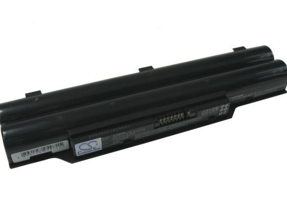 Fujitsu LifeBook AH502 compatible battery