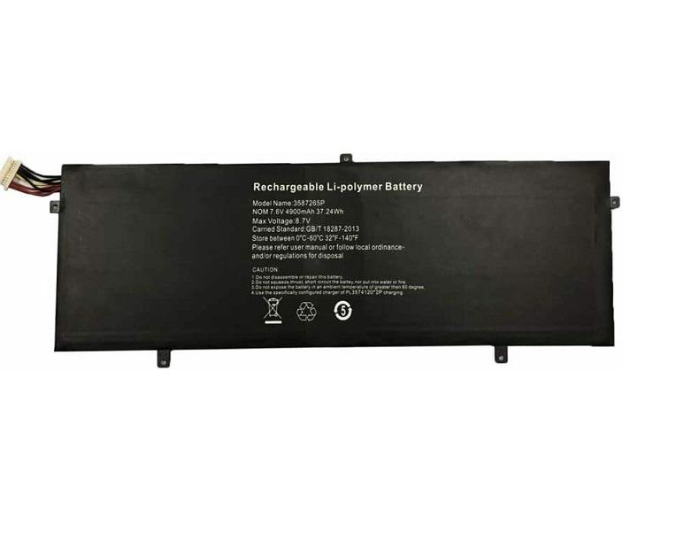 P313R JUMPER EZbook LB10, EZbook MB10 3S,EZbook X3,NOTEBOOK SLIM S130 compatible battery
